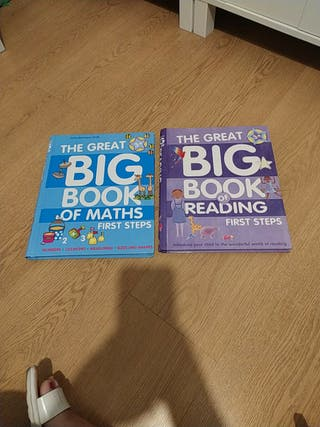 The Big Book. First steps reading and maths