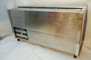 Botellero frigorífico industrial de 3 puertas