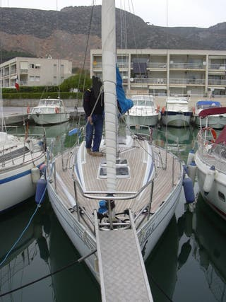 Amarre 10x3,5 Port Ginesta