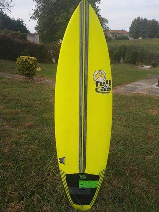 tabla surf full & cas epoxy
