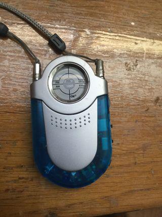 Ràdio de bolsillo vintage