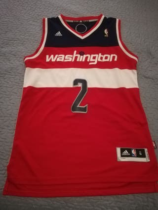 Camiseta NBA Wizards Wall