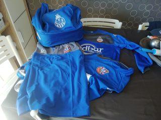ropa de fútbol vilanova