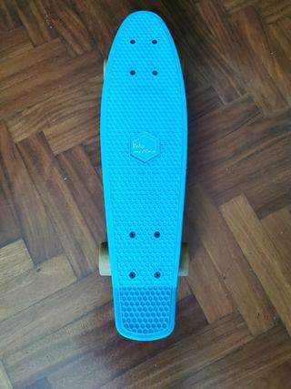 Skate Baby Miller azul