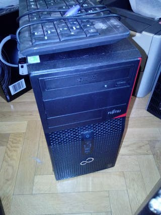 Ordenador PC Fujitsu Intel Core i3 4gb 500gb hdd