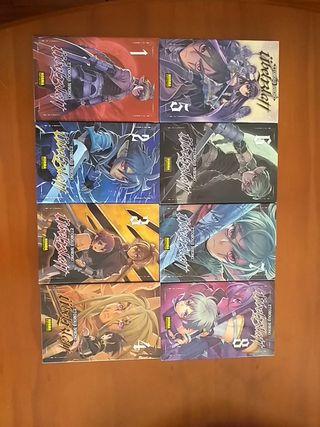 Manga ÜbelBlatt 1-8