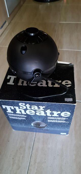 Star Theater, proyector de estrellas.