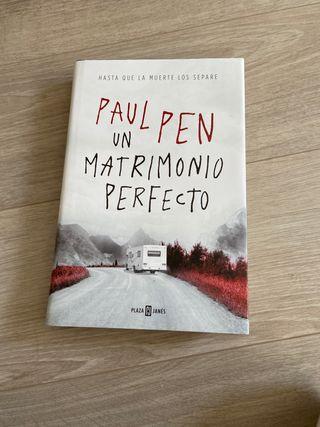 Libro ; Un matrimonio perfecto