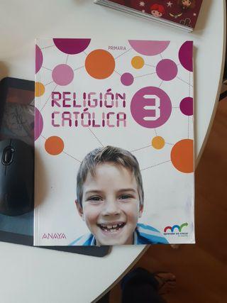 Religión 3 Primaria