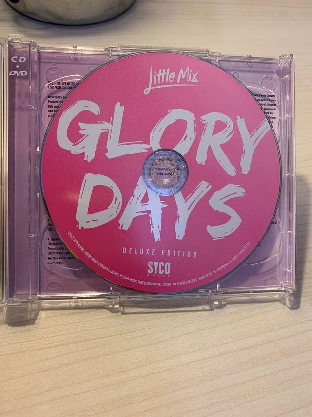 Disco Little Mix - Glory Days