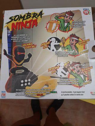 juego sombra ninja