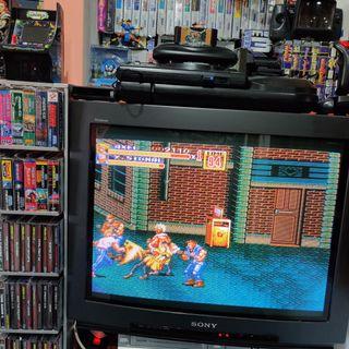 Streets of Rage 2 Mega Drive completo