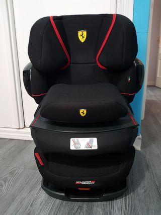 silla de coche bebe Cybex Pallas escudería Ferrari