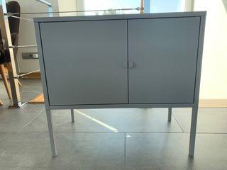 Armario metal/gris de Ikea