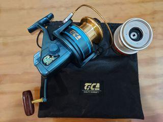 Carrete de pesca ECA GH7000