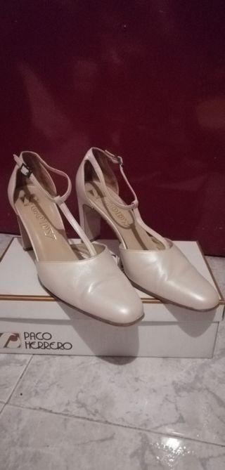 Zapatos de novia Talla 40