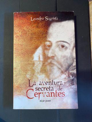 La aventura secreta de Cervantes