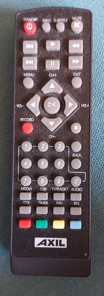 Decodificador TDT - Grabador