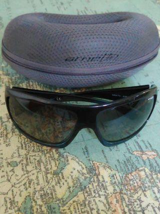 Gafas Sol Arnette mujer - Wrath 4084 Negro/azul