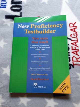 New Proficiency Testbuilder. English.