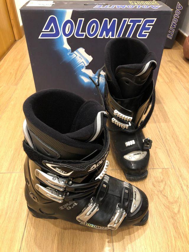 Botas esqui Dolomite hombre