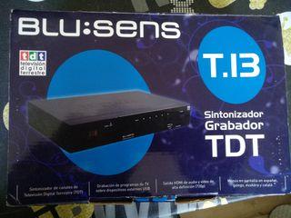 TDT grabador blusens