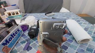 video cámara 8mm sony