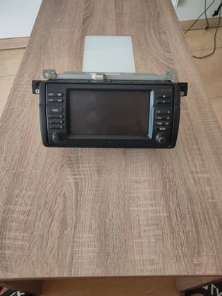 Pantalla BMW E-46 (radio)