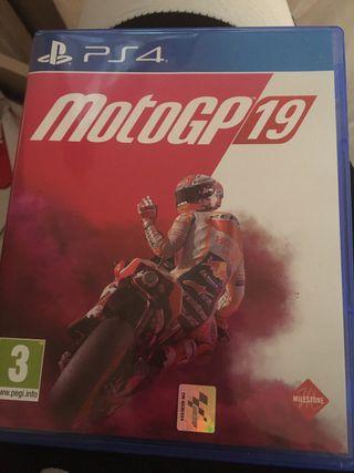Moto gp19 ps4