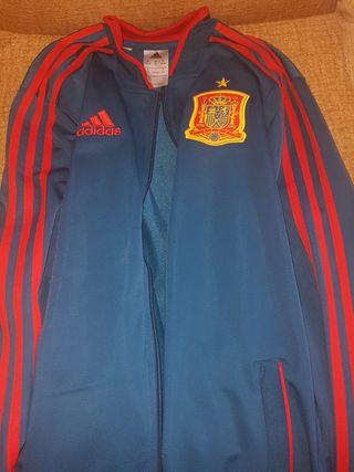 Chaqueta de la selección española de adidas.