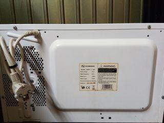 microondas Schneider