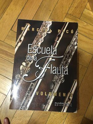 Escuela de la flauta