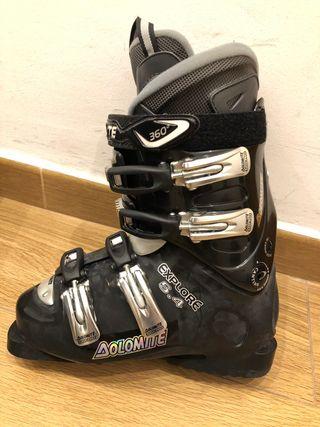 Botas esqui Dolomite mujer