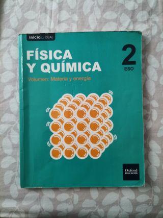 libro física y química vol.mater y energ. 2eso