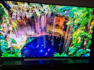 televisión oled LG 55 c7v