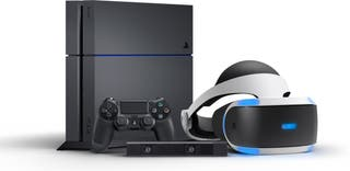 Ps4 y gafas de realidad virtual