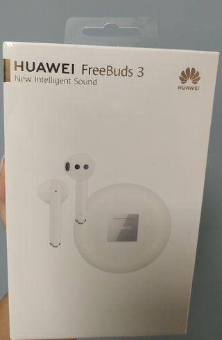 Auriculares Huawei FreeBuds 3