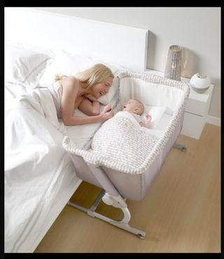 minicuna colecho Jane babyside