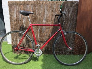 Bicicleta orbea híbrida semi-fixie talla M