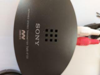 auriculares inalámbricos Sony vintage