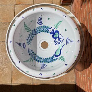 Pica cerámica de barro