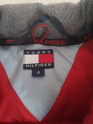 chaleco de plumas Tommy Hilfiger niño