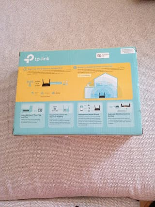 Wifi Tp-Link Router.