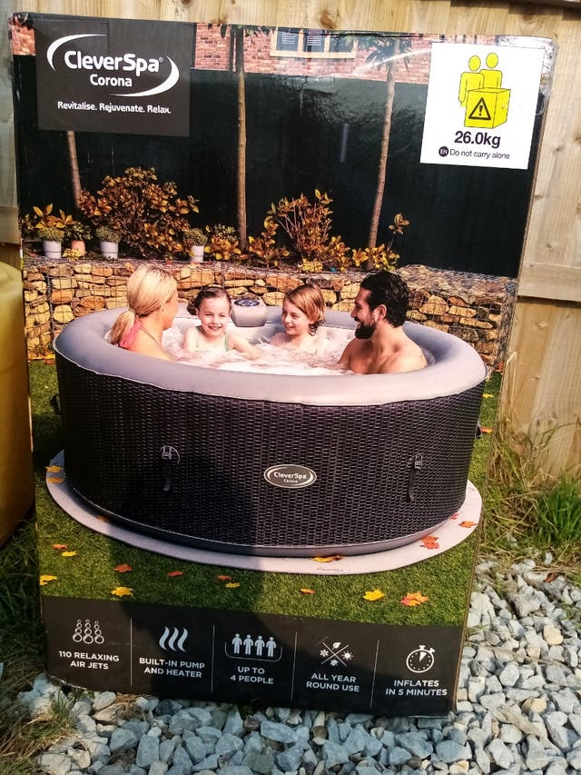 clever spa jacuzzi