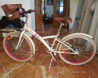 Bicicleta Btwin 24 ''
