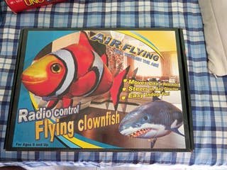Radio control Flying clownfish