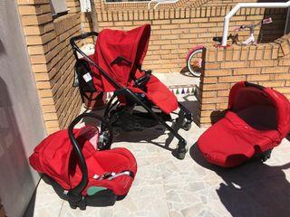 Carro streety bebé confort