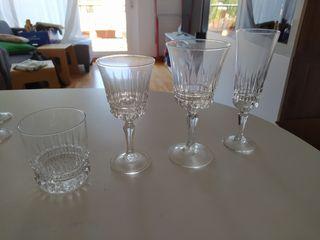 conjunto individual de copas