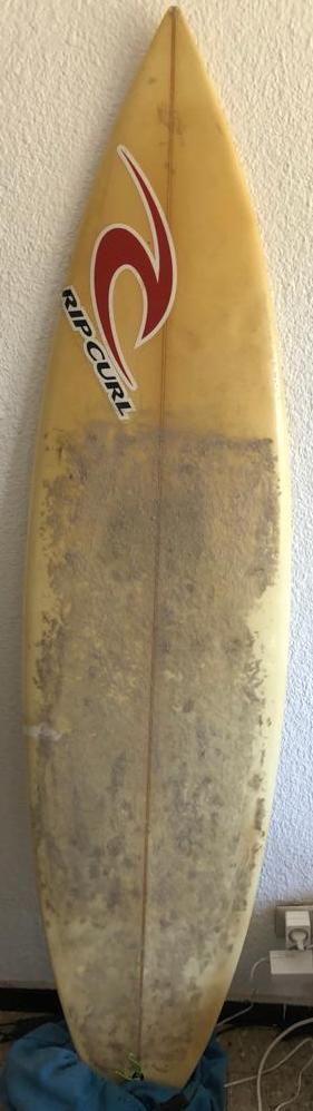 Tabla de Surf - Short Board (con quillas)