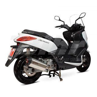 bo de escapes nuevo para yamaha scooter 125 xmax